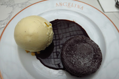 Angelina, chocolate fondant