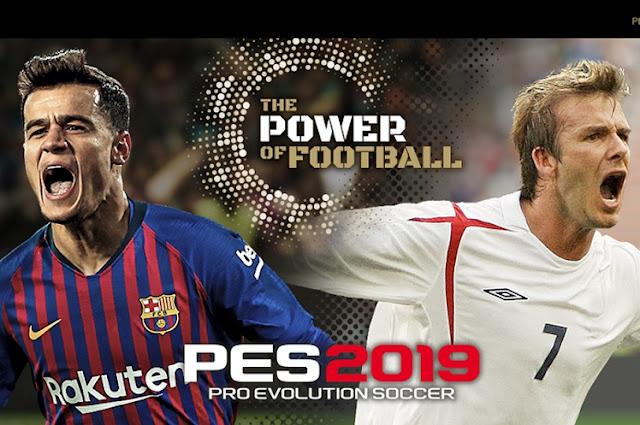 Review PES 2019 Android, GamePlay Terbaik dan Bikin Ketagihan
