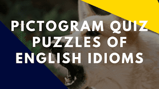 In these Rebus Puzzles, your challenge is to find the hidden meaning of the given pictograms or pictographs