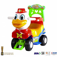 Ride-on Car SHP QQ623 Quack Quack