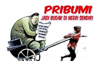 Rakyat Kecewa, Ucapan Cak Nun Kembali Viral 'Indonesia Akan Jadi Bangsa Jongos Total di Tahun 2024'