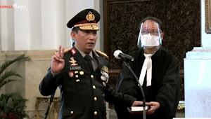 HBB Ucapkan Selamat Atas Pelantikan Kapolri Listyo Sigit Prabowo