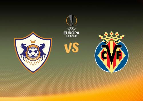 Qarabağ vs Villarreal  Resumen