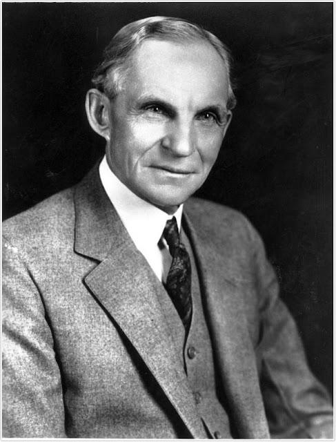 Henry Ford;Kisah Sukses Henry Ford Mendirikan Ford Motor Company