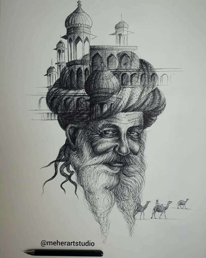 01-King-of-Rajasthan-Meher-www-designstack-co