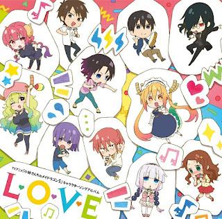 Miss Kobayashi's Dragon Maid S Character Song Mini Album: L·O·V·E