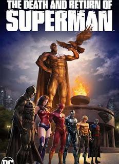 فيلم The Death and Return of Superman 2019 مترجم