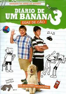 Diário De Um Banana 3 – Dias De Cão Dublado