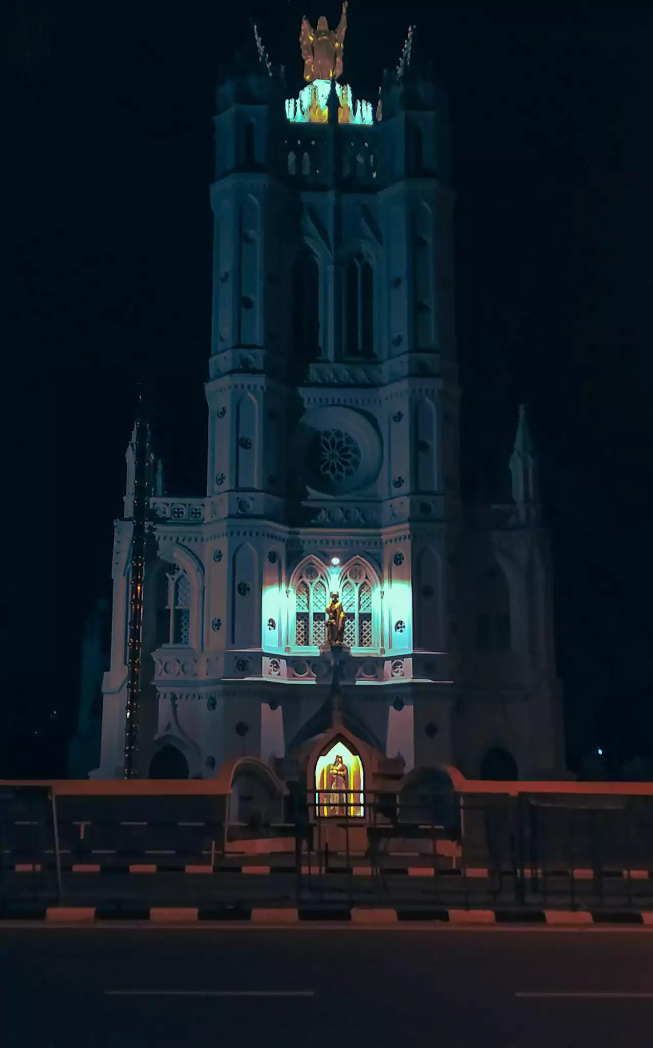 St. Joseph's Metropolitan Cathedral Palayam Trivandrum