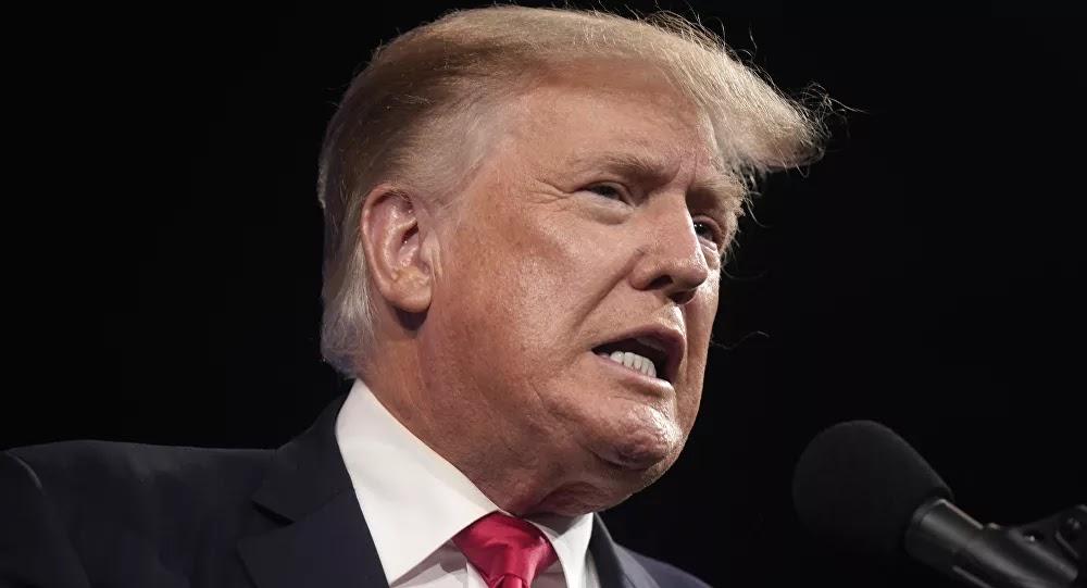 ترامب: أمريكا وصلت إلى مرحلة لا تملك فيها سوى خيار إعادة انتخابي في 2024
