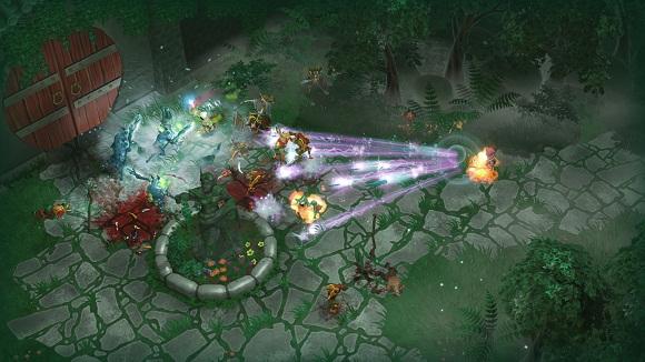 Magicka 2 Ice Death and Fury-HI2U