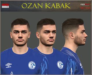PES 2017 Faces Ozan Kabak by Mo Ha