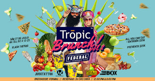 FIESTA TROPIC BRUNCH Vol. 2