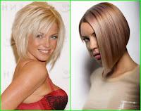 Asymmetrische Haarschnitte Herbst/Winter 2015-2016