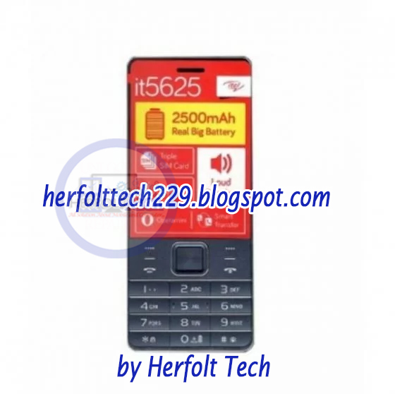 ITEL 5625 NEW CPU SC6531CA RELEASED PAC FLASH FILE 100