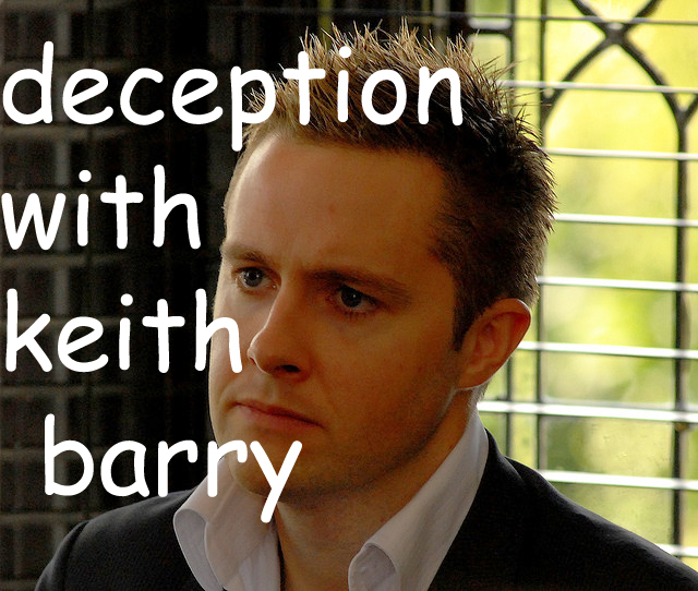 Keith barry deception dating and derringer. Dating for one night.