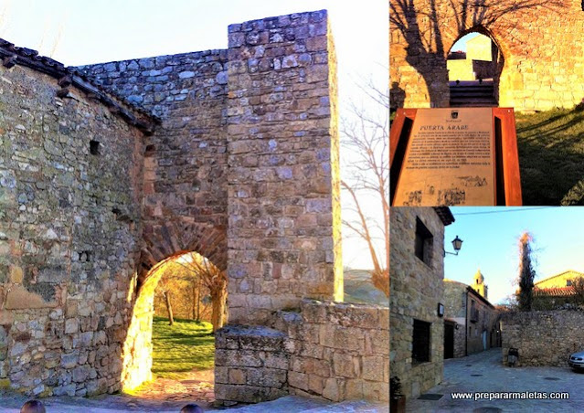 murallas y castillo de Medinaceli