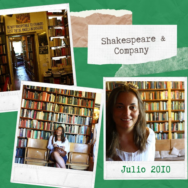 Librería Shakespeare and Company (París, Francia)