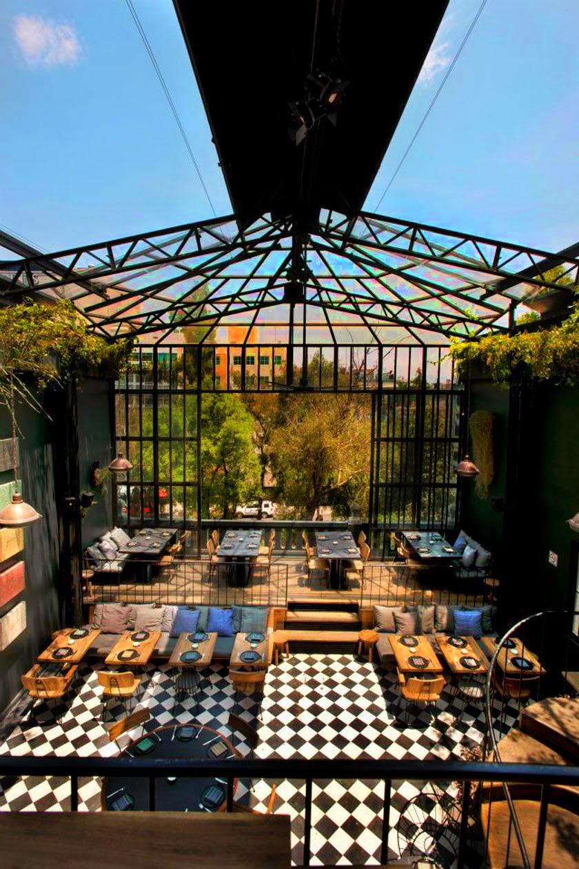 Comedor Romita, un restaurante mexicano de película