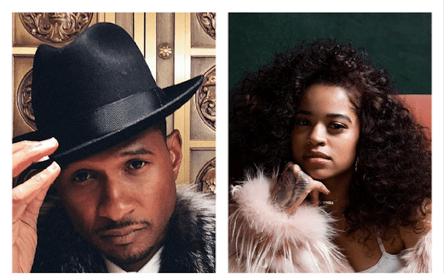WATCH: Usher's new 'Don't Waste My Time' video feat. Ella Mai