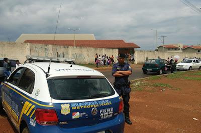 Programa da Guarda Civil Metropolitana recuperou 38 veículos em dois meses, em Goiânia (GO)