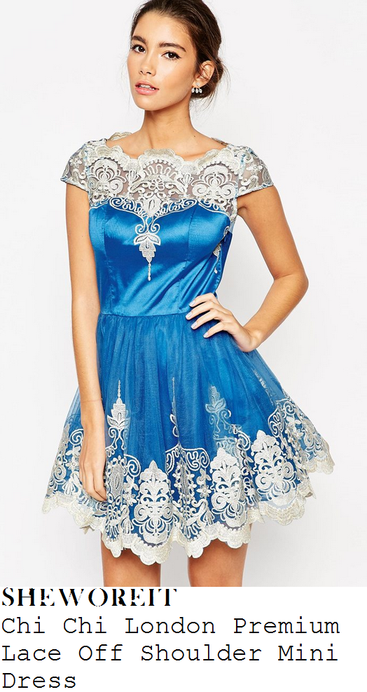 chloe-jasmine-blue-white-gold-satin-lace-mini-dress-cbb