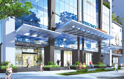 Bán suất ngoại giao chung cư Phú Mỹ Complex