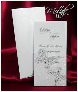 Svatební oznámení 3658