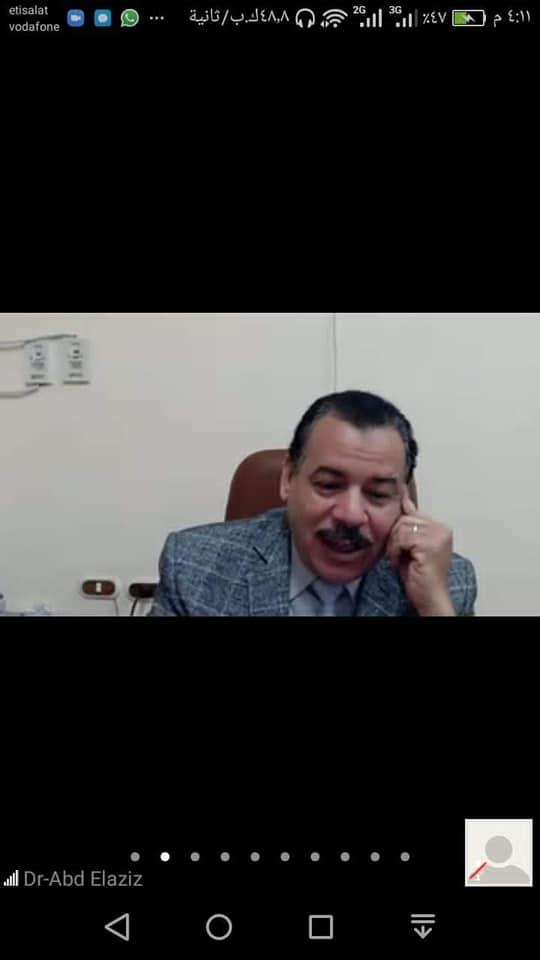 رئيس جامعة الوادى الجديد  يختتم فعاليات معسكر توليد الأفكار بنادى ريادة الأعمال / الأهرام نيوز