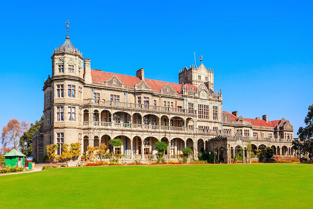 Shimla tourist Attraction India