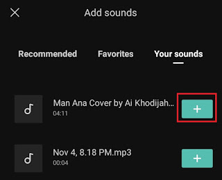 how to upload music to capcut
