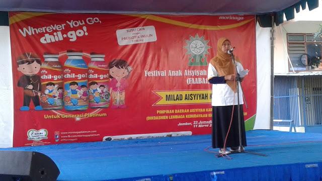 Sambut Milad Ke-101 Aisyiyah Gelar Festival Anak ABA Pertama