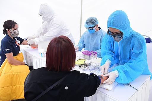 Phát hiện thêm các ca nhiễm COVID-19 mới tại Việt Nam