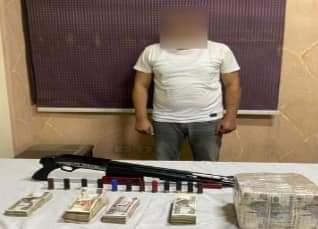 ضبط مندوب تحصيل بإحدى شركات المدفوعات الإلكترونية لقيامه بإختلاق واقعة سرقة مبلغ 850 ألف جنيه وإصابته تحت تهديد السلاح