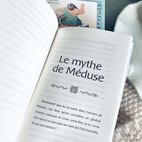 Scrineo Mythologie : Moi, Méduse et Moi, Polyphème, cyclope