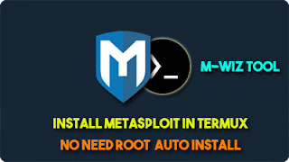 how to install metasploit in termux without root