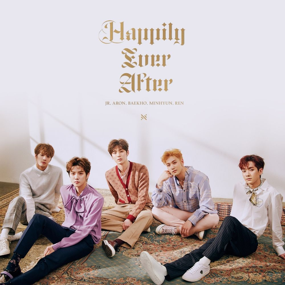 NU`EST – The 6th Mini Album 'Happily Ever After'