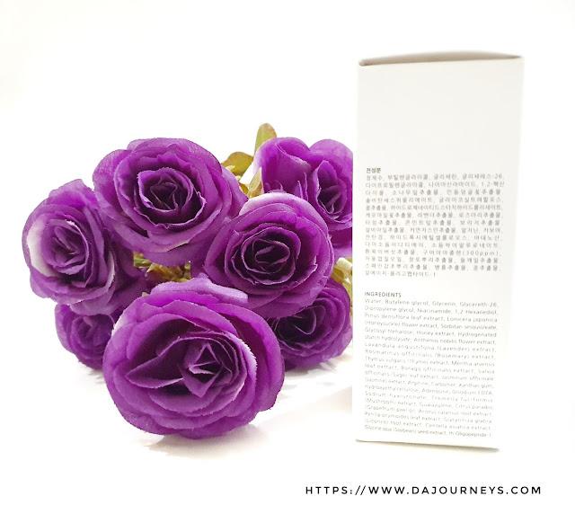 Review Bellflower Azulene Daily Calming Serum