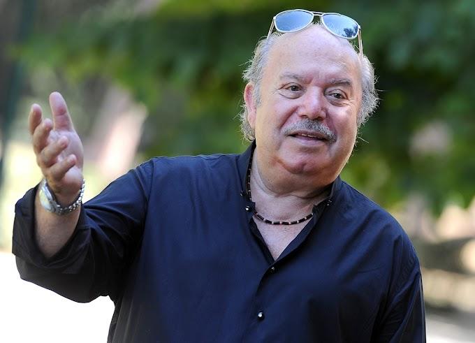 Lino Banfi presenta 'Le molte vite di Lino Banfi'