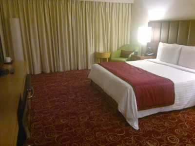 Marriott Hotel in Hyderabad is one of the best hotels in the city