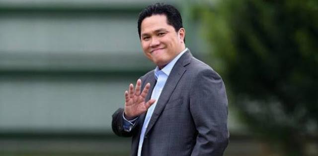 Skenario Politik Di Balik Desakan Mundur Erick Thohir