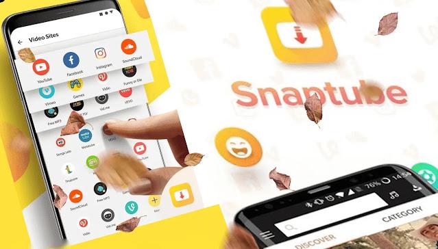 تحميل سناب تيوب Snaptube للأندرويد والأيفون IOS والكمبيوتر جودة عالية