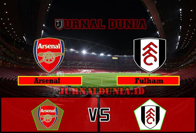 Prediksi Arsenal vs Fulham , Minggu 18 April 2021 Pukul 19.30 WIB