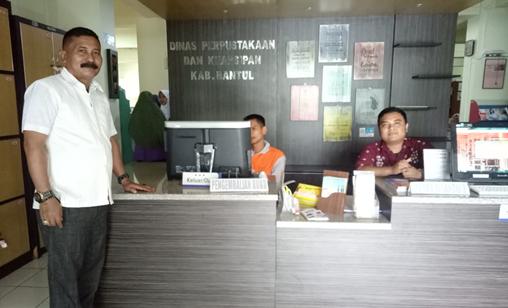 Pentingnya Pengelolaan Arsip, Ketua Komisi I DPRD Wajo Berkunjung Ke Bantul