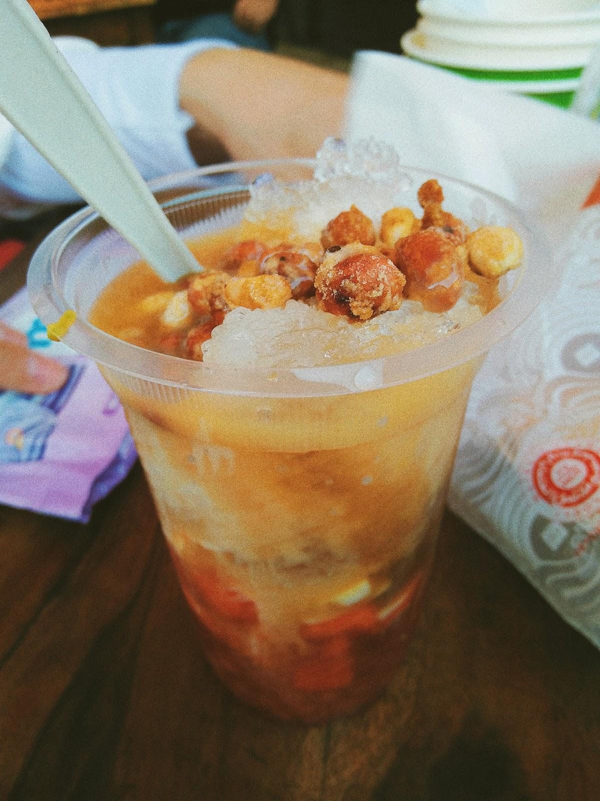 Festival Kuliner Bekasi 2017 - Nganreki' Sanggena Bassoro - Es Campur