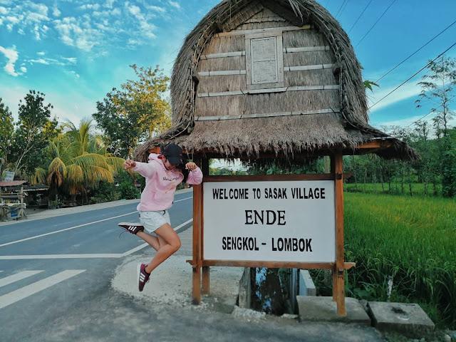 Desa Wisata Sasak Ende Lombok