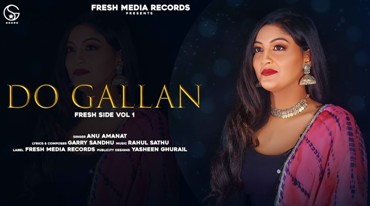 Do Gallan (Cover Song) Lyrics - Anu Amanat