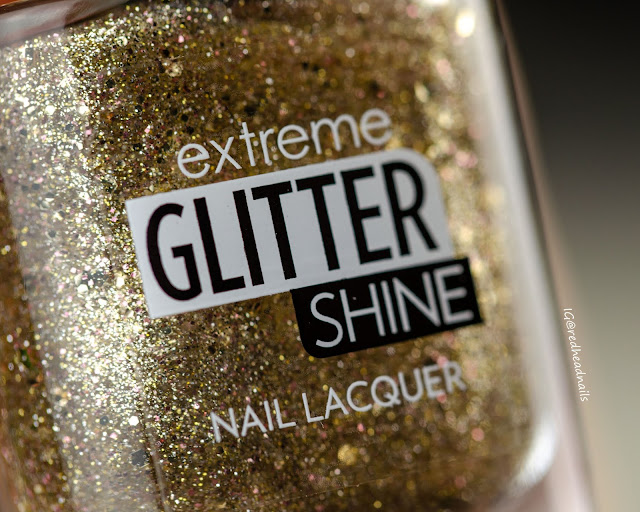 Golden Rose Extreme Glitter Shine opinia