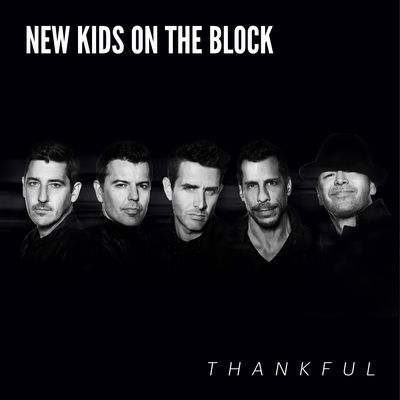 New Kids On The Block - Thankful (EP) - Album Download, Itunes Cover, Official Cover, Album CD Cover Art, Tracklist