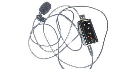 Review microfon clip on mic 15ribuan untuk youtube